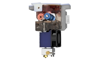 E3D v6 direct extruder for (not only) Hangprinter