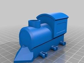 Toy Train - 001