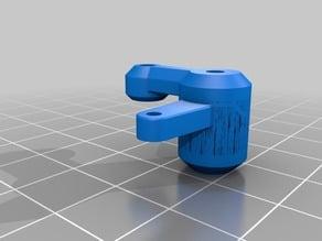 One piece servo saver for OpenRC F1
