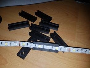 LED Ribbon Holder /(wall mountable)