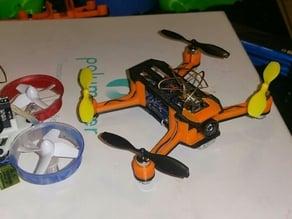 micro MRZ  scisky flight controller 7mm motors or 8.5mm