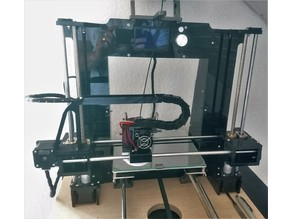 Anet A6 cable chain X-Axis