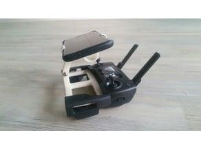 DJI Mavic Galaxy S7 Edge holder