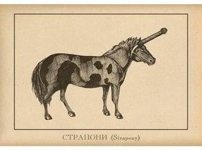 Strapony meme unicorn 18+