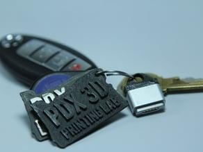 Magsafe Adapter Keychain Widget