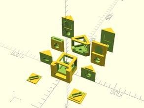 Modular Mirror Housing