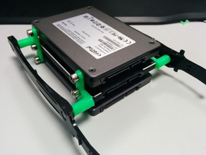 "triple SSD to 3.5"" HDD adapter"