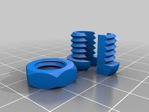 Parametric customizable cable gland