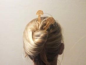 Mushroom Jewelry (Fly Agaric)