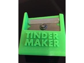 Tinder maker