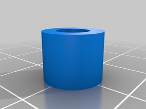 Bed spacer for Duplicator 9
