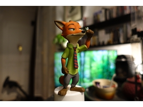Nick Wilde & Cryptos