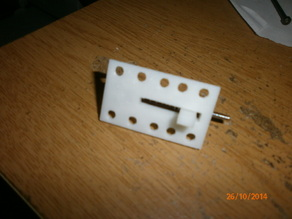 Large Rc Canopy Latch