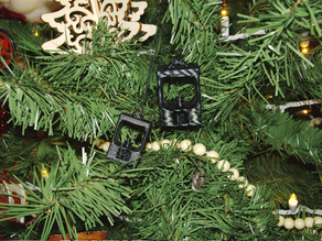 Makerbot Ornament