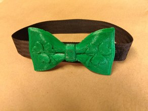 St. Patric's Day's Bowtie