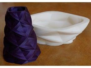 Spiral vase / bowl customizer