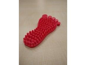 Foot Massager 3D Printed