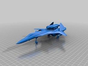 ADFX-02 Morgan - Pixy / Landings