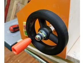 Handwheel 100mm