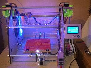 3D Printer Mendel Type Small (relatively)