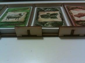 Settlers of Catan card holder