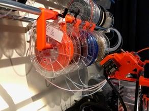 Prusa MMU 2 - Hanging Filament Guide