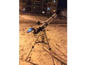 telescope-smartphone adapter ver. 1.0b