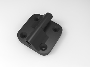 Wanhao D4S Hinge Replacement