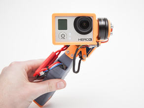 GOPRO GIMBAL HANDLE