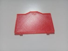 Gameboy Advance-SP Battery Cover