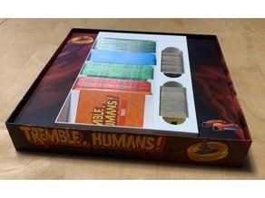 Tremble, Humans! Card Game Organizer