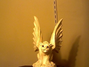 Gargoyle tall