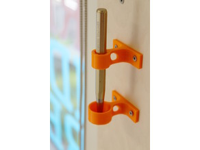 Rennsteig centre punch compatible wall mount