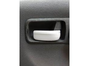 vw lupo right inner door handle