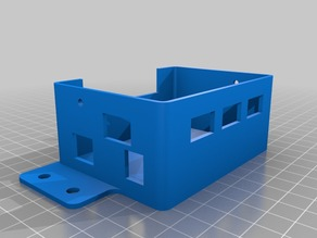 GRBLshield Case for OX CNC