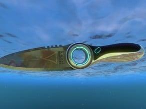 Subnautica Knife