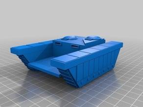 Generic Sci Fi  transport vehicle