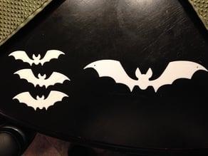 Faberdasher's Flat Bats Separated