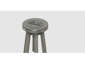 Adjustable Stool for ScaldaYT YouTube Channel