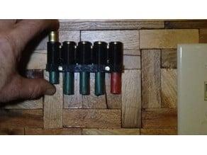 4-10 Shotgun + 22lr Shell Holder