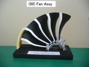 Jet Engine Component ; Fan