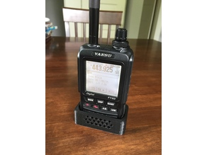 Yaesu FT2D Stable Base Cradle