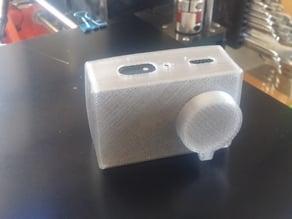 Xiaomi YI 4K+ Protective Case with Lens Cap