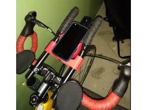Aero Bar/Tri Bars (Phone Mount-Semi universal)