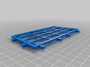 Wrangler Back Grid (Hardbody 4Doors)