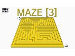 [1DAY_1CAD] MAZE [3]