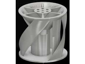 Hybrid VAWT vertical axis wind turbine