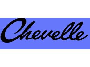 Chevelle Badge