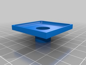mold for square frag plugs