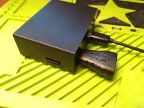 Raspberry Pi Zero with VGA666 box
